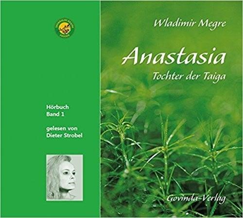 ANASTASIA Band 1 - Wladimir Megre - Hörbuch CD